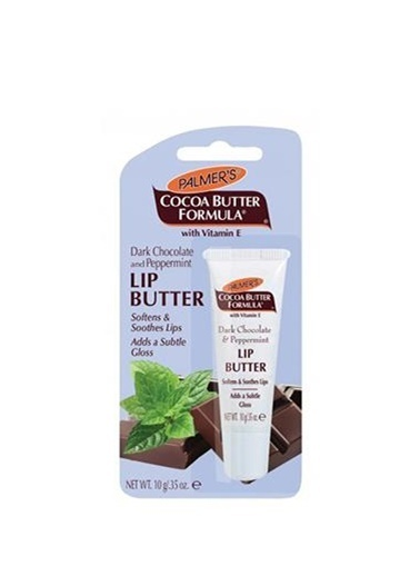 Palmers Palmer's Cocoa Butter Formula Dark Chocolate & Peppermint Lip Butter Renksiz
